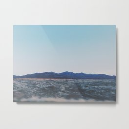 blrrd heights Metal Print