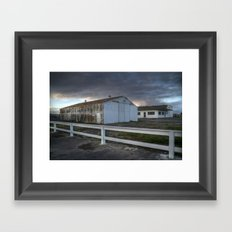 Industrial 2 Framed Art Print