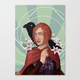 Leliana's Grace Canvas Print