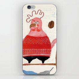 2017 chicken iPhone & iPod Skin