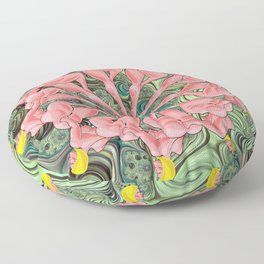 Rotary fisting Floor Pillow
