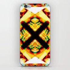 CHIBUKU WHITE iPhone & iPod Skin