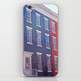 Colourful Streets Greenwich Village, NYC iPhone Skin