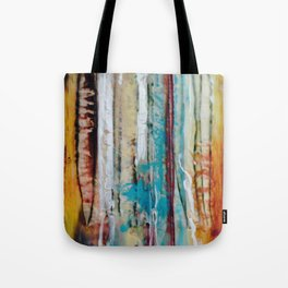 Visceral Tote Bag