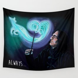 Always... Wall Tapestry