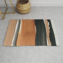 abstract minimal 12 Rug