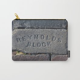 Reynolds Block I Carry-All Pouch