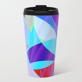 Attack of abstract art Travel Mug