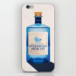 Gin // 02 iPhone Skin