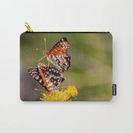 Butterfly Acrobats Carry-All Pouch