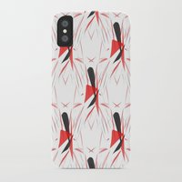 contemporary iPhone & iPod Cases featuring Contemporary Abstract by lillianhibiscus