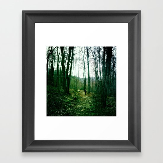 catskills1 Framed Art Print