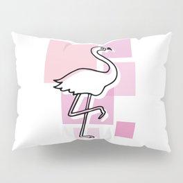 flamingo go Pillow Sham