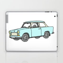 Trabant or Trabi. Car of GDR Laptop & iPad Skin