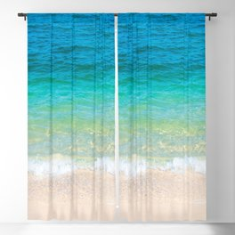 Beach Blackout Curtain