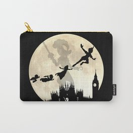 Peter Pan FullMoon Over London Carry-All Pouch