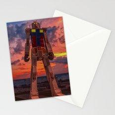 gundam for kids Stationery Cards