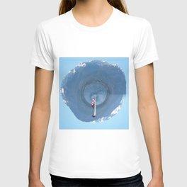 Blue Island T-shirt