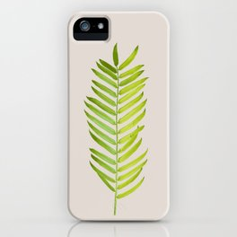 Green #society6 #decor #buyart iPhone Case