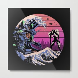 Neon Genesis Evangelion NEON GENESIS EVANGELION Metal Print