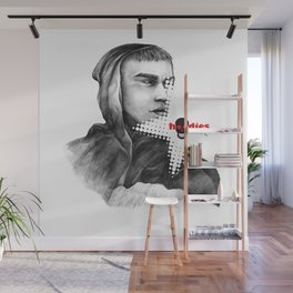 Hoodies Wall Mural