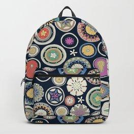 pango mandala indigo Backpack
