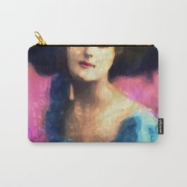 Mary Hadda Carry-All Pouch