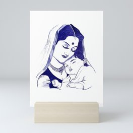 Unconditional love Mini Art Print