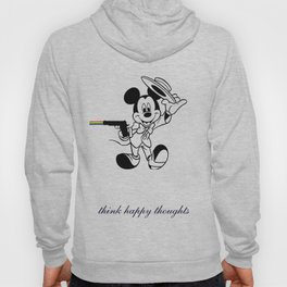 Think Happy Thoughts Hoody
