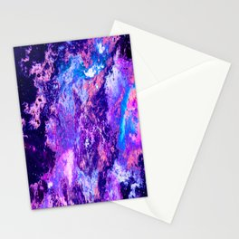 Malva Nebula Stationery Cards