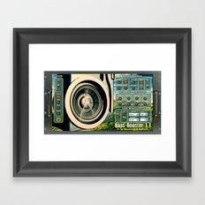 BassBooster plugin by Softrave & SyncerSoft Framed Art Print