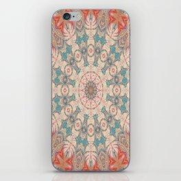 Jungle Kaleidoscope 3 iPhone Skin