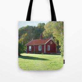Swedish Cottage  Tote Bag
