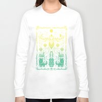 balance Long Sleeve T-shirts featuring Balance by Shirley Jackson