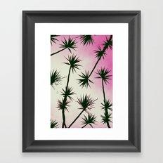 vegetal icecream Framed Art Print