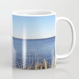 """Incredi-blue"" lake view - Lake Mendota, Madison, WI Coffee Mug"