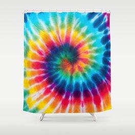 Tie Dye 2 Shower Curtain