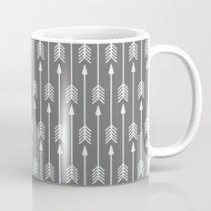 Grey Arrow Mug