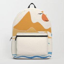 Minimalistic Summer III Backpack