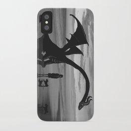 Dragon Beach iPhone Case