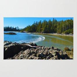 Tofino, Vancouver Island BC Rug