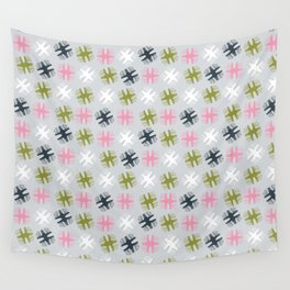 Pink Shadow - PS007 Wall Tapestry