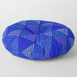 Op Art 129 Floor Pillow