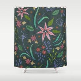 flower fantasy Shower Curtain