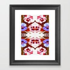 Flora... Framed Art Print