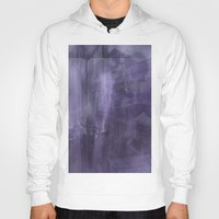 psychology Hoodies featuring Ecphory by Art by Mel