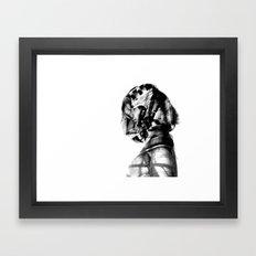 Inner Spirits. Stone. Framed Art Print