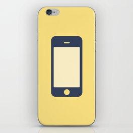 #12 iPhone iPhone Skin