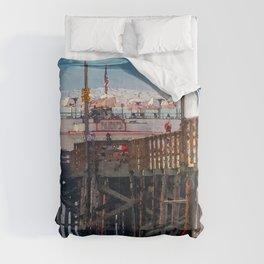 Balboa Pier 2 Comforters