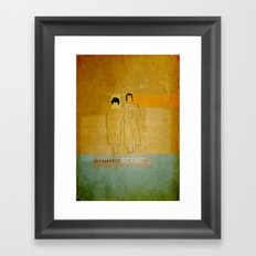 Withnail&I 2 Framed Art Print
